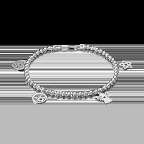 Браслет из серебра 05-0631-00-000-0200-68