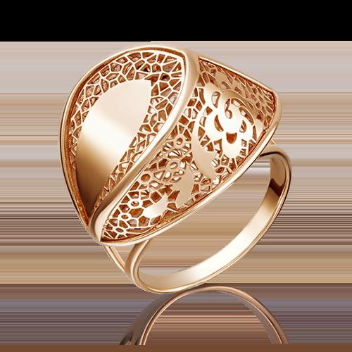Кольцо из красного золота 01-4798-00-000-1110-48